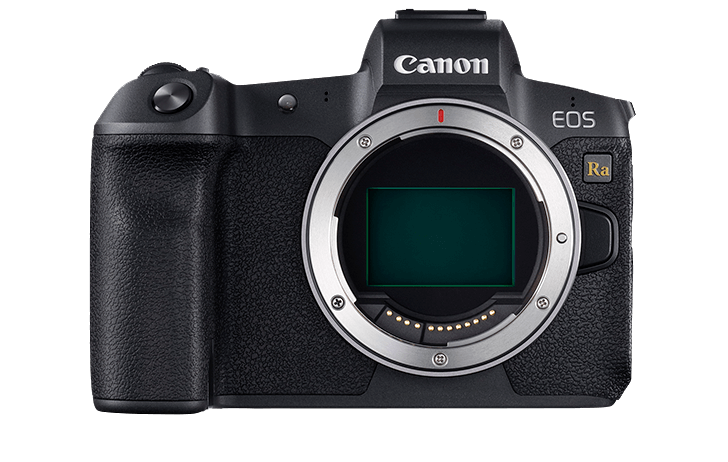 Images of the Canon EOS Ra appear – UPDATE