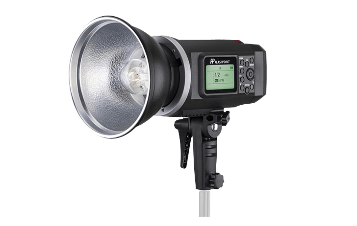 Deal: Flashpoint XPLOR 600 HSS Battery-Powered Monolight with Built-in R2 2.4GHz Radio Remote System $349 (Reg $549)