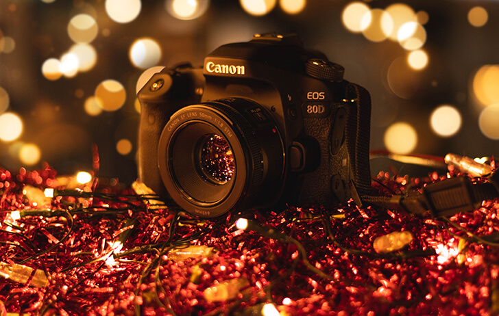 Merry Christmas & Happy Holidays from Canon Rumors