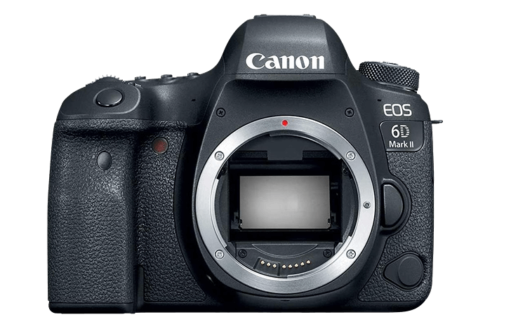 Deal: Canon EOS 6D Mark II $880 (Reg $1199)
