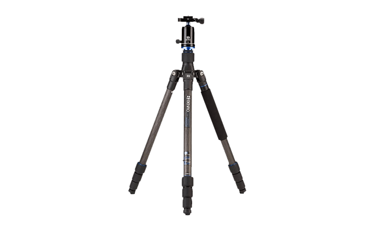 Deal of the Day: Benro Travel Angel 9X Carbon Fiber Series 2 Tripod Kit with V1 Ballhead $249 (Reg $399)