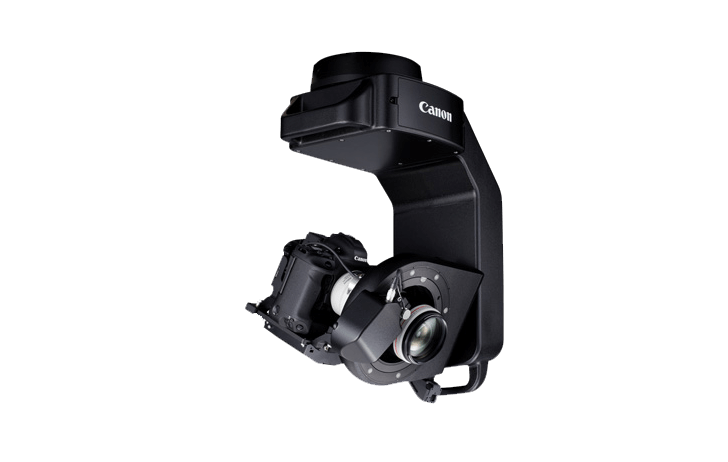 Canon Introduces The CR-S700R Robotic Camera System Enabling The Remote Operation Of Select EOS Cameras And Lenses