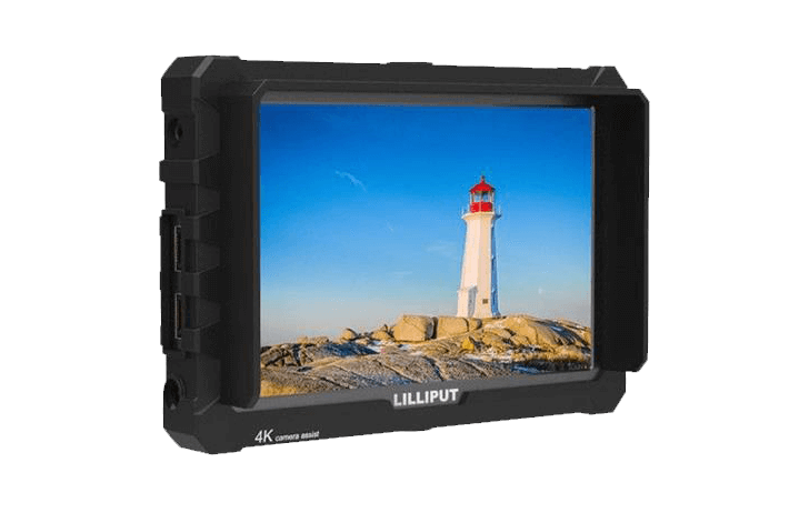 Deal of the Day: Lilliput A7S 7″ Full HD HDMI Field LED Monitor with 4K Support & Built-In Speaker $104 (Reg $159)