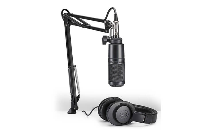 Deal of the Day: Audio-Technica AT2020 Streaming/Podcasting Studio Microphone Pack $148 (Reg $169)
