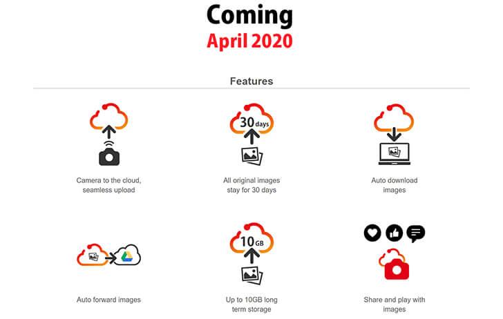 Canon Launches New Camera Cloud Platform – image.canon