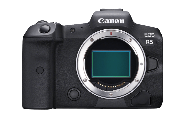 Canon EOS R5 firmware update coming soon, RAW light to be added? [CR2]