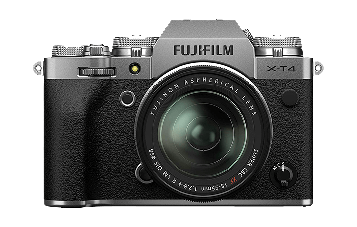 Industry News: Fujifilm officially announces the X-T4