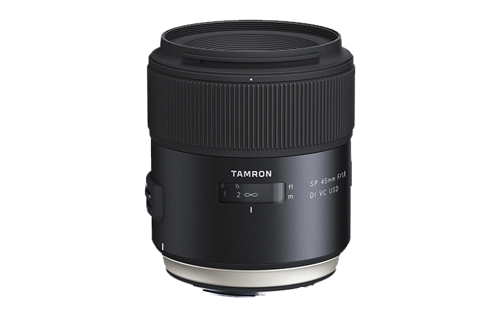 Deal: Tamron SP 45mm f/1.8 Di VC USD $399 (Reg $599)