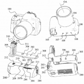 battery grip 168x168 - Patent: Canon universal battery grip