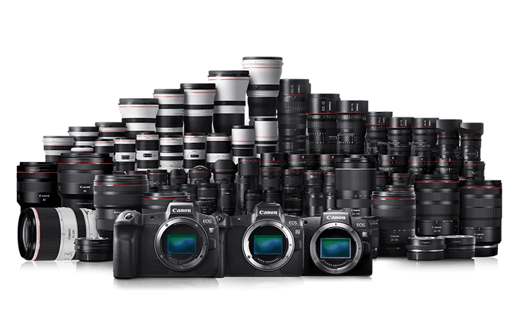 Canon Celebrates 17th Consecutive Year as Number One Shareholder of Global Interchangeable-Lens Digital Camera Market