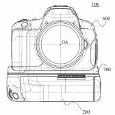 smaller camera 168x168 - Patent: Canon universal battery grip