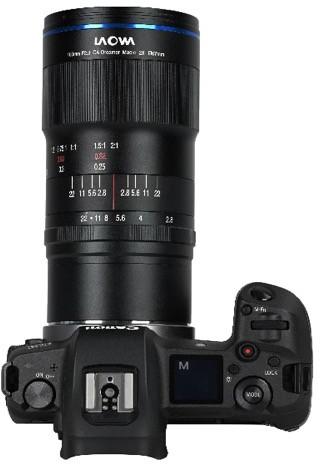 Canon RF Mount