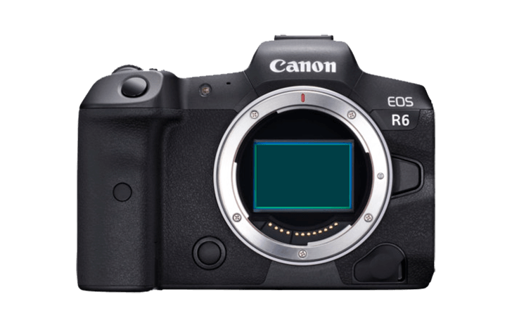 The Canon EOS R6 has shown up for certification