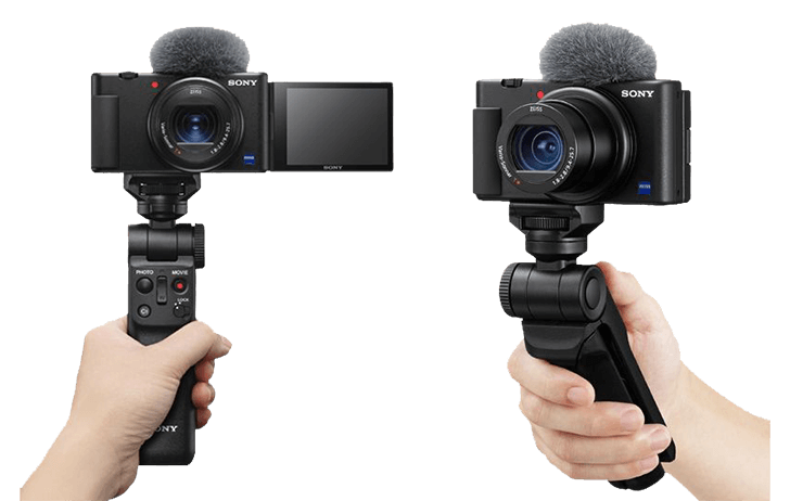 Industry News: Sony will announce the ZV-1 Vlogging compact camera soon