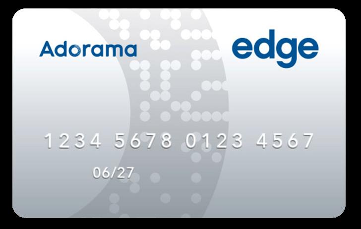 Adorama introduces the Adorama Edge credit card