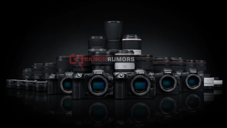 eosrfamilybig 728x411 - Here is the Canon EOS R5 and Canon EOS R6, along with the announcement date