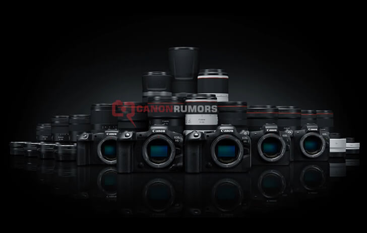 Here are more Canon EOS R6 Specifications [CR2]