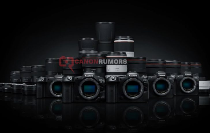 Further clarification of what will be announced by Canon next month