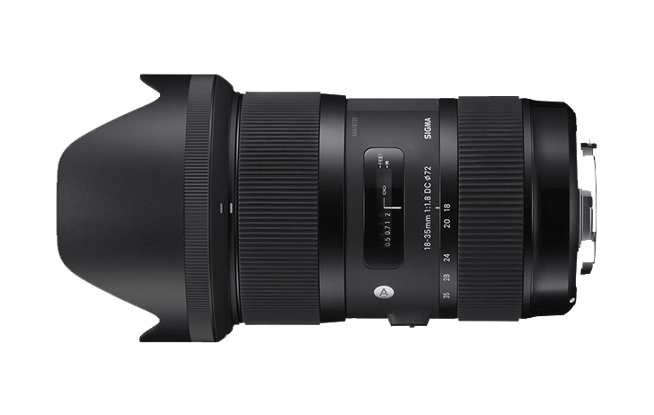 Deal of the Day: Sigma 18-35mm F/1.8 DC HSM ART $499 (Reg $799)