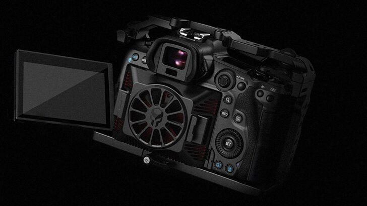 canon r5 tiltafan 728x410 - Tilta shows off a cooling module for the Canon EOS R5