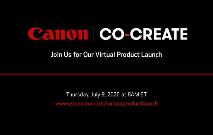 ReImagine: Canon EOS R5 and Canon EOS R6 live stream announced