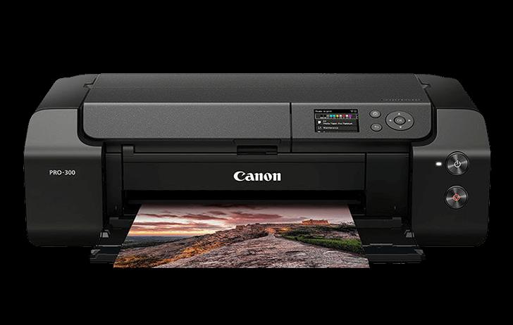 Canon officially announces the ImagePROGRAF Pro-300