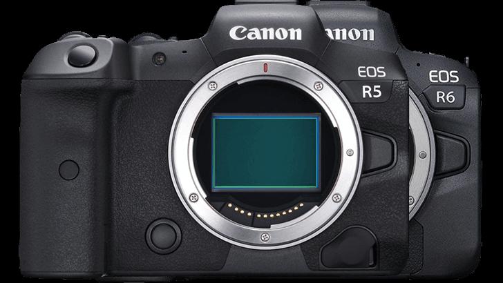 eosr5r6 728x410 - Rumors of a Canon EOS R5c and EOS R5s [CR1]