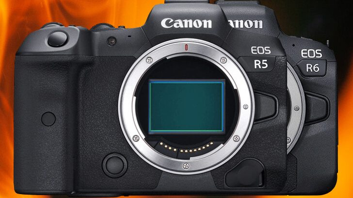 eosr5r6fire 728x410 - What's next for the Canon EOS R5 and Canon EOS R6?