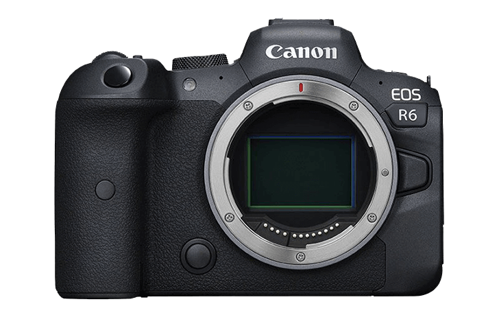 Here are more specifications for the Canon EOS R6