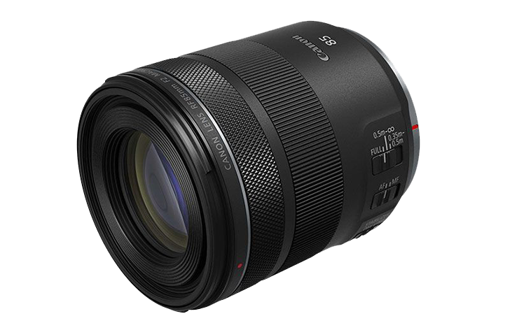 There are reports of the RF 85mm f/2 IS STM landing next week