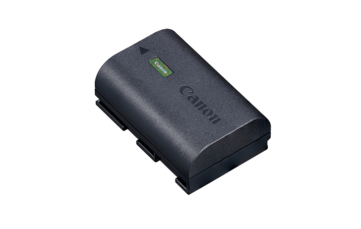 Stock Notice: Canon Battery Pack LP-E6NH at Canon USA Store