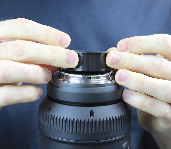 word image 10 - Lensrentals.com: Canon RF 600mm f/11 IS STM Teardown