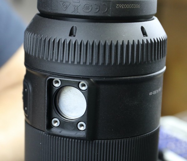 word image 7 - Lensrentals.com: Canon RF 600mm f/11 IS STM Teardown