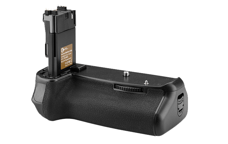 Deal of the Day: Green Extreme BG-E14 Battery Grip for the EOS 80D and EOS 90D $54