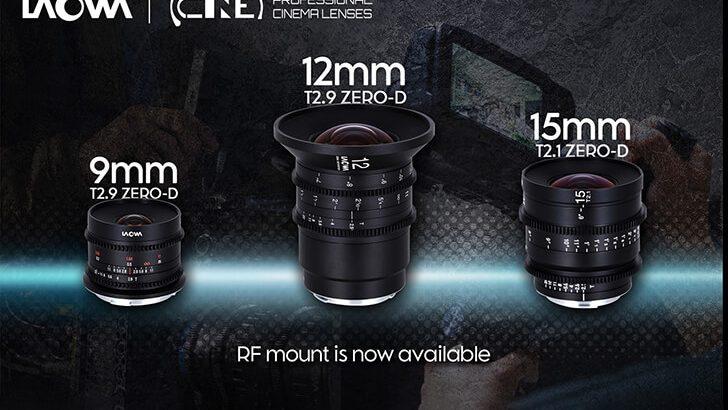 laowarfcine 728x410 - Venus Optics unveils three new Ultra Wide cinema lenses for Canon RF mount cameras