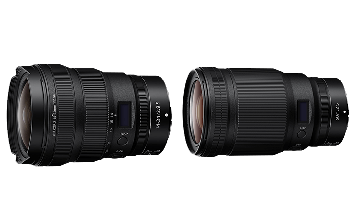 Industry News: Nikon officially announces the 14-24mm F2.8 S and 50mm F1.2 S for Z-mount