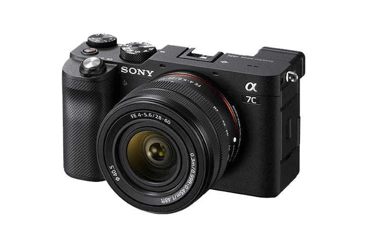 Sony officially announces the Alpha a7c, the world's smallest and lightest full-frame camera.