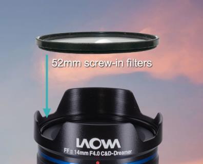 word image 90 - Venus Optics announces the Laowa 14mm f/4 FF RL Zero-D lens for full-frame mirrorless cameras