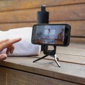 PD Mobile 02 MobileTripod05 168x168 - Kickstarter: Peak Design Launches a Complete Mobile Accessory Ecosystem