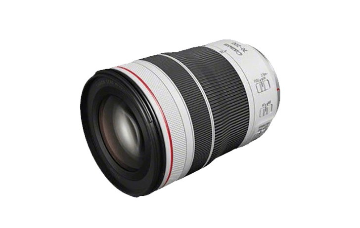 The Canon RF 70-200mm f/4L IS USM begins shipping this week