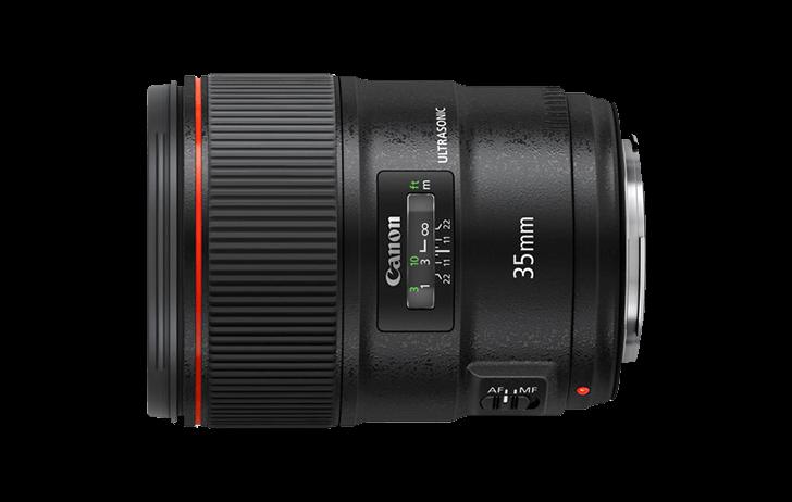 Patent: Canon RF 35mm f/1.2L USM as well as an RF 24mm f/1.2L USM and RF 28mm f/1.2L USM