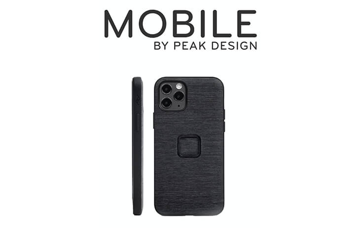 Kickstarter: Peak Design Launches a Complete Mobile Accessory Ecosystem