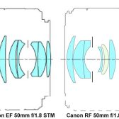 rf50lensdiagram 168x168 - Canon RF 50mm f/1.8 STM specifications