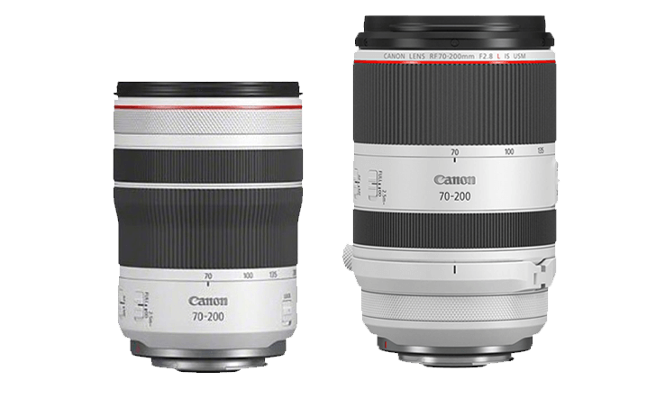 rf70200sc - Here is the Canon RF 70-200mm f/4L IS USM