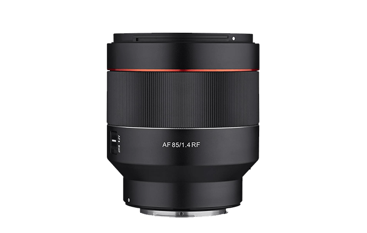 Third-party lenses for the Canon RF mount