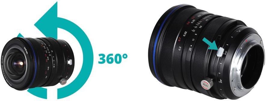 word image 14 - Venus Optics announce the new Laowa 15mm f/4.5 Zero-D Shift Lens – World's Widest Shift Lens for Full Frame Cameras
