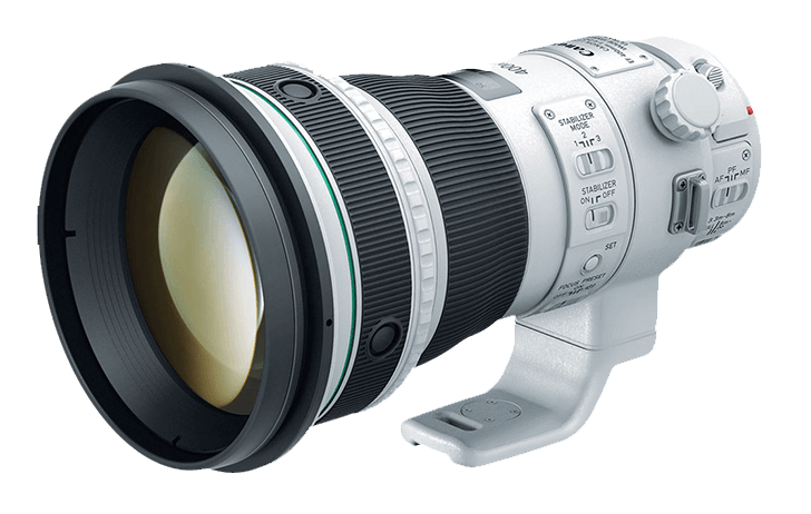 Canon is developing more super-telephoto lenses [CR2]