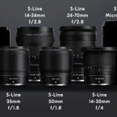 Nikon Z mirrorless lens roadmap2 168x168 - Industry News: Nikon releases their Z mount lens roadmap