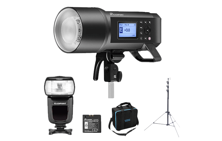 Deal of the Day: Flashpoint XPLOR 600 PRO TTL R2 with Zoom Li-ion Speedlite For Canon + Stand $749 (Reg $1117)