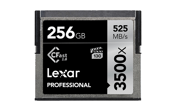 Deal of the Day: Save 30%-50% on Lexar CFast Memory Cards